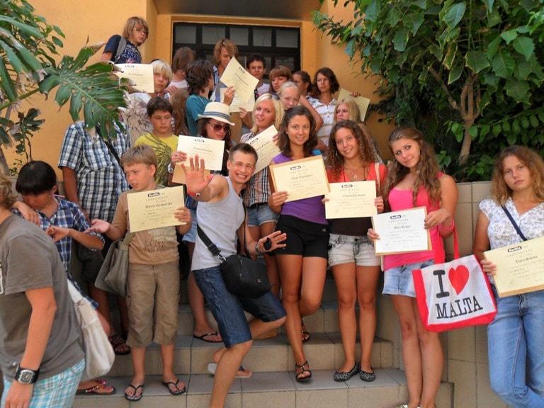 Английский язык на Мальте | Скидки, акции, спецпредложения ...