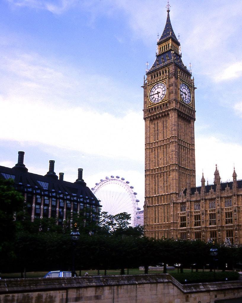 Биг бен в великобритании на английском
