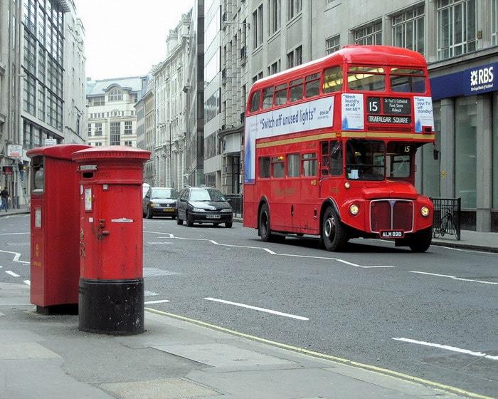 Лондон, Великобритания — путеводитель, что