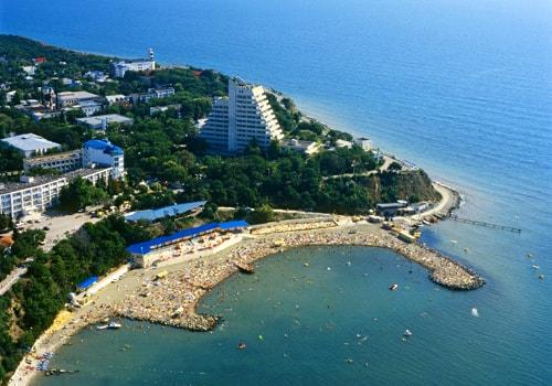 на побережье городов фото черноморском