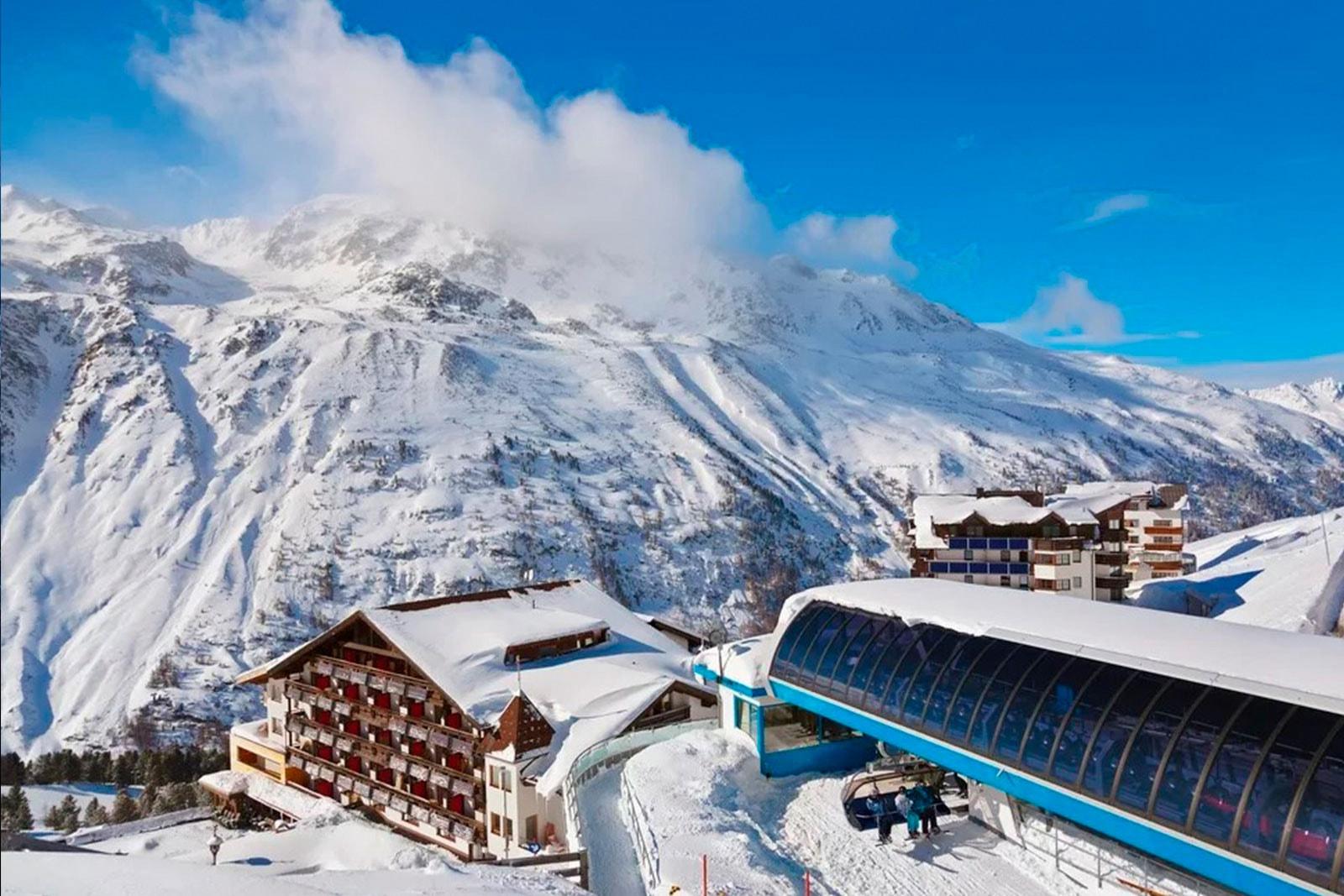 горнолыжные курорты россии фото корректной работы