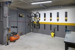 12. 4R Playa Park Bike Storage Area