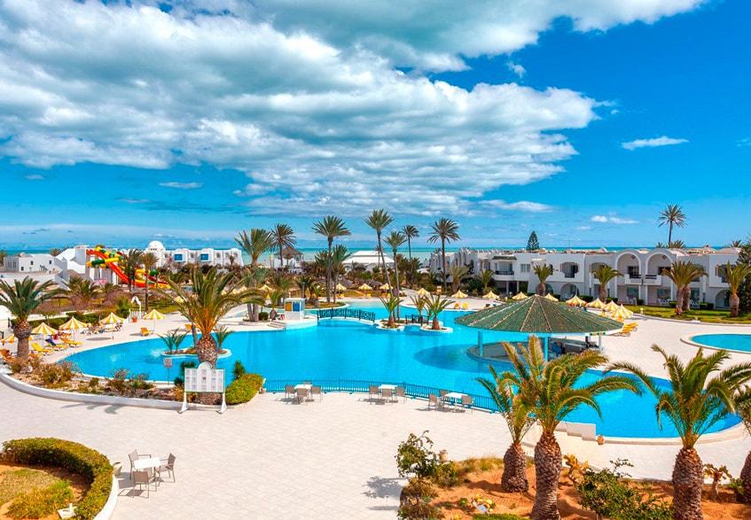 тунис отдых остров джерба фото получил