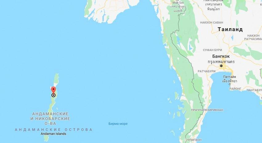 южный таиланд острова